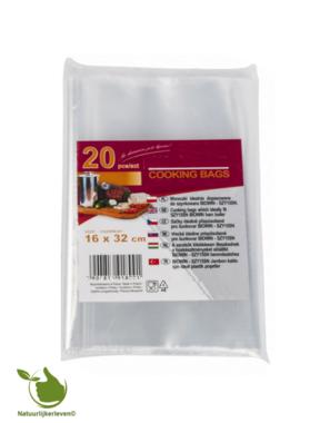 Plastiktüten für Druckschinkenkocher 1,5 kg