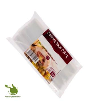 Plastiktüten für Druckschinkenkocher 0,8 kg