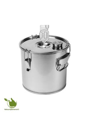 Behälter für Gärung und Destillation - Edelstahl Nr. 18l