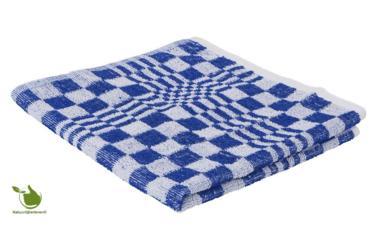 Küchentuch / Handtuchblock 50x50cm blau 3 Stück