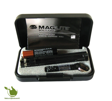 Maglite Taschenlampe Solitaire SCHWARZ