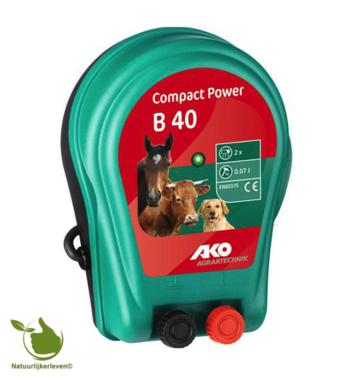 AKO Compact Power B 40 Batteriegerät, 2x 1,5 V