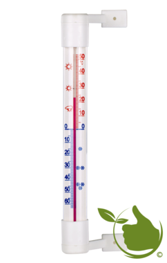 Fensterthermometer 18/190mm