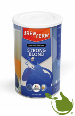 Brewferm Bierkit Strong Blond