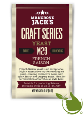 Trocken Bierhefe French Saison M29 - Mangrove Jack's Craft Series - 10 g