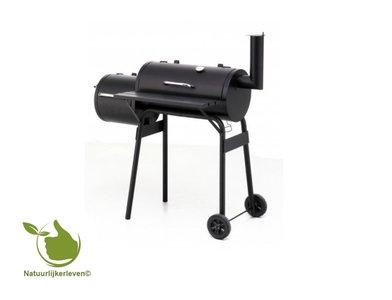 Tepro Wichita afsluitbare houtskool barbecue/smoker