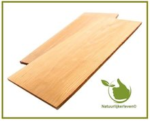 Cederhouten planken 14x38 2st